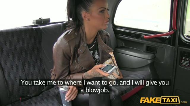 Fake Taxi – Stacy – She Must Be Kidding About That!