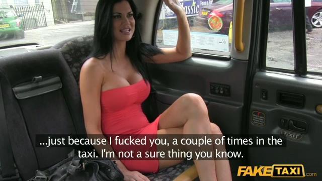 Fake taxi jasmine james
