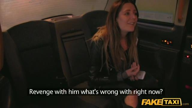 Fake Taxi – Sam -Revenge Best Served In Fake Taxi!