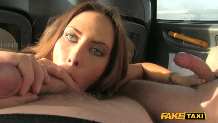 Fake Taxi – Hazel And Jack (E195) – I Had To Join Them! (Part II)