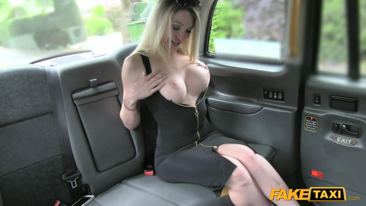 She Loves Banging Taxi Drivers!