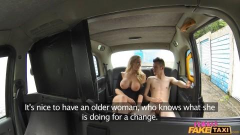 Fake Taxi Blonde Tourist