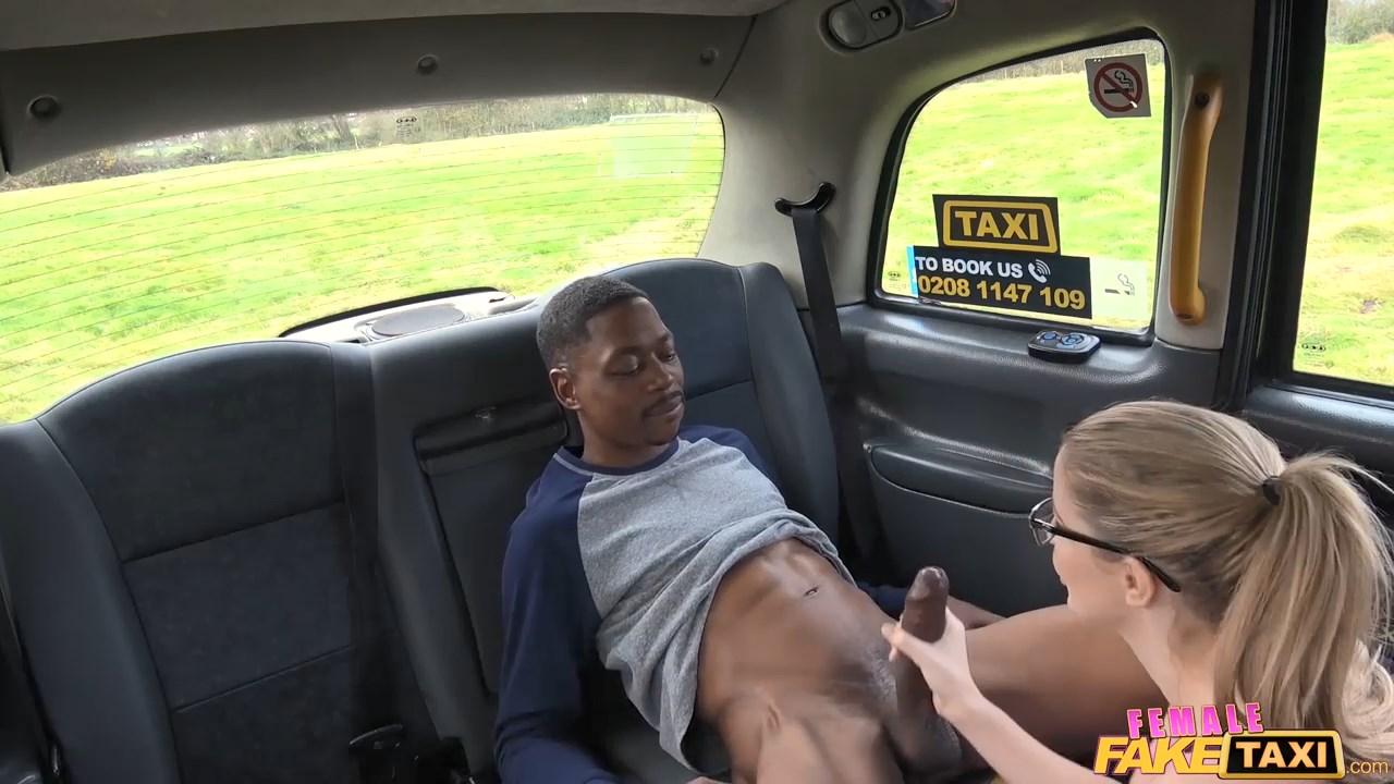 Ava Austen Female Fake Taxi