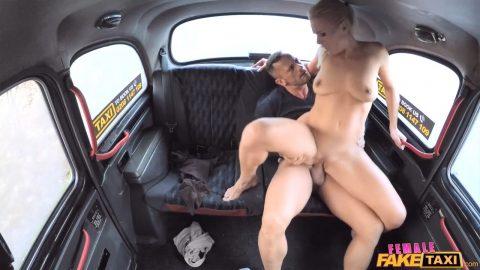 Fake Taxi Lesbian Fingering