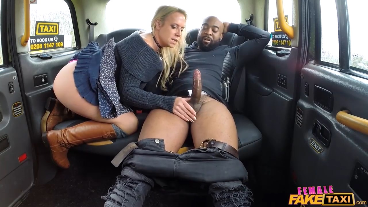 Big Black Cock Making Love